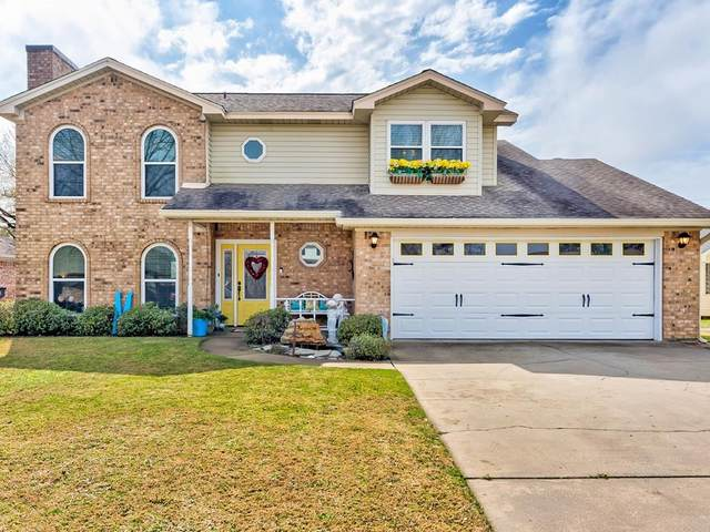 2231 Post Oak Ln, Groves, TX 77619 (MLS #81939) :: Triangle Real Estate