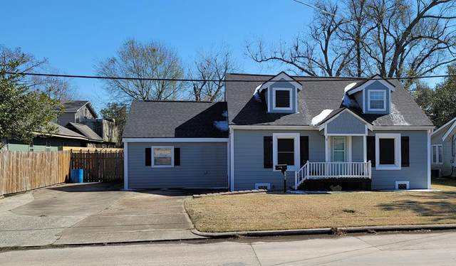 1705 8th St, Port Neches, TX 77651 (MLS #81979) :: Triangle Real Estate