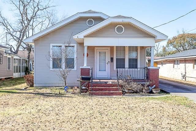 6665 Washington, Groves, TX 77619 (MLS #81983) :: Triangle Real Estate