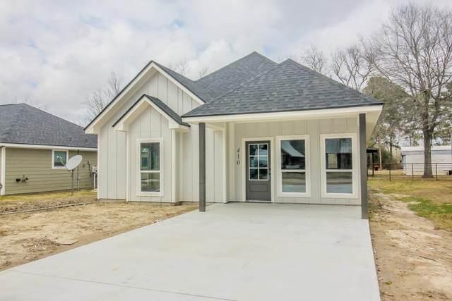410 Robinson St., Sour Lake, TX 77659 (MLS #81989) :: Triangle Real Estate