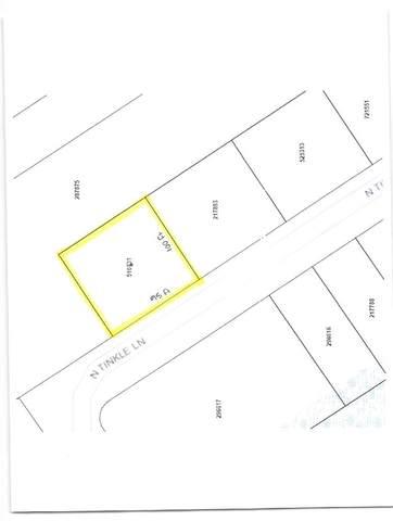1290 N Tinkle Lane, Crystal Beach, TX 77650 (MLS #81998) :: Triangle Real Estate