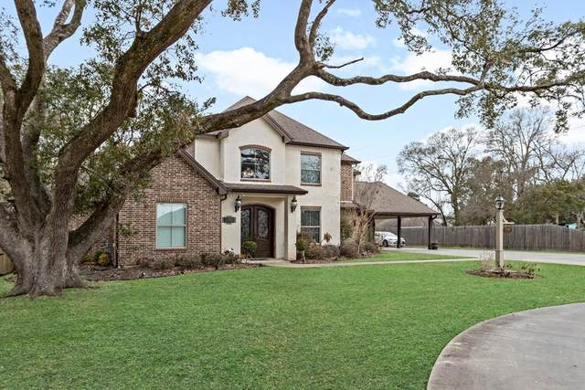 1708 Nall St, Port Neches, TX 77651 (MLS #81999) :: Triangle Real Estate