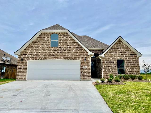 1730 E Blue Stem, Beaumont, TX 77713 (MLS #82000) :: Triangle Real Estate