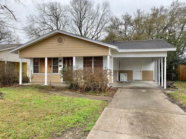 757 Gulf Ave, Port Neches, TX 77651 (MLS #82007) :: Triangle Real Estate