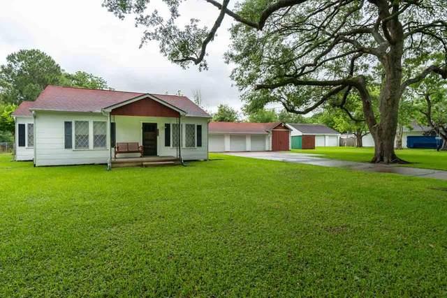 2853 60th St., Port Arthur, TX 77640 (MLS #82392) :: Triangle Real Estate