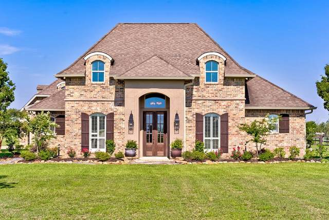11620 Ridgecrest Drive, Beaumont, TX 77705 (MLS #82542) :: Triangle Real Estate