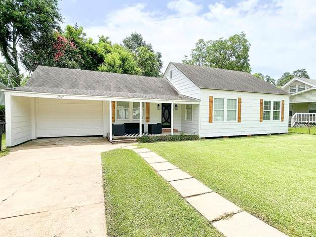 2509 Ave D, Nederland, TX 77627 (MLS #82547) :: Triangle Real Estate