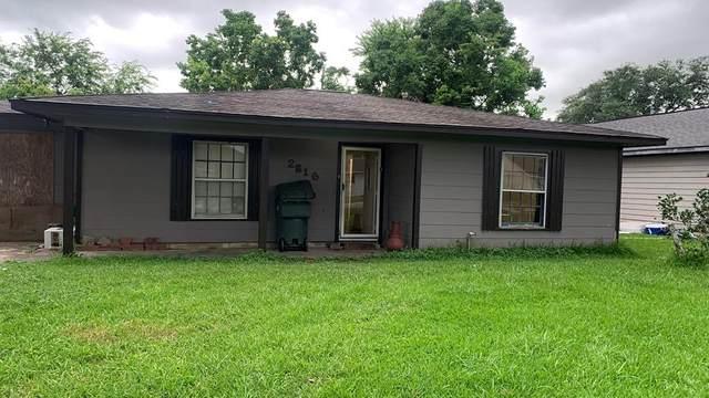 2816 Manning St., Port Arthur, TX 77640 (MLS #82703) :: Triangle Real Estate