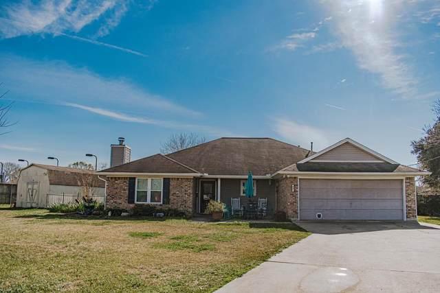 497 Mazur Drive, Port Neches, TX 77651 (MLS #81684) :: Triangle Real Estate