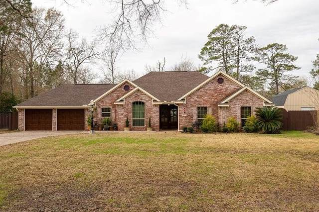 340 Timberlane, Vidor, TX 77662 (MLS #81813) :: Triangle Real Estate