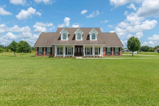 323 County Road 907, Buna, TX 77612 (MLS #82861) :: Triangle Real Estate