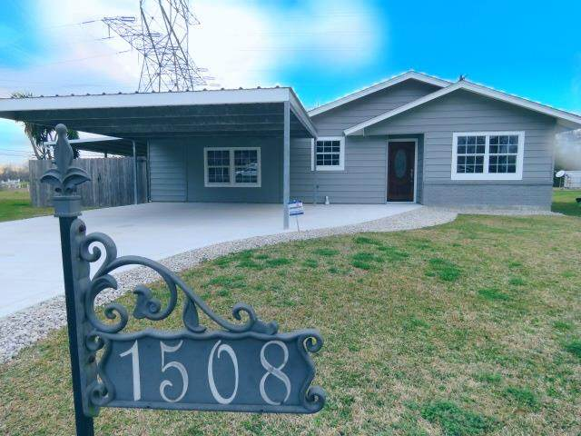 1508 Houston Ave, Nederland, TX 77627 (MLS #81874) :: Triangle Real Estate
