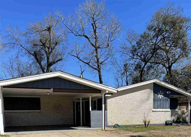 149 Briggs St., Beaumont, TX 77707 (MLS #81978) :: Triangle Real Estate