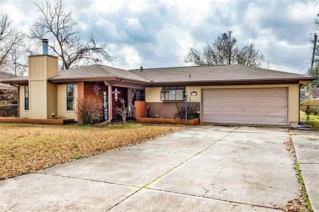 203 N 31st St, Nederland, TX 77627 (MLS #82023) :: Triangle Real Estate