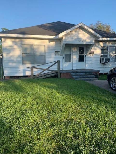 2215-A Thomas Blvd, Port Arthur, TX 77640 (MLS #83197) :: Triangle Real Estate