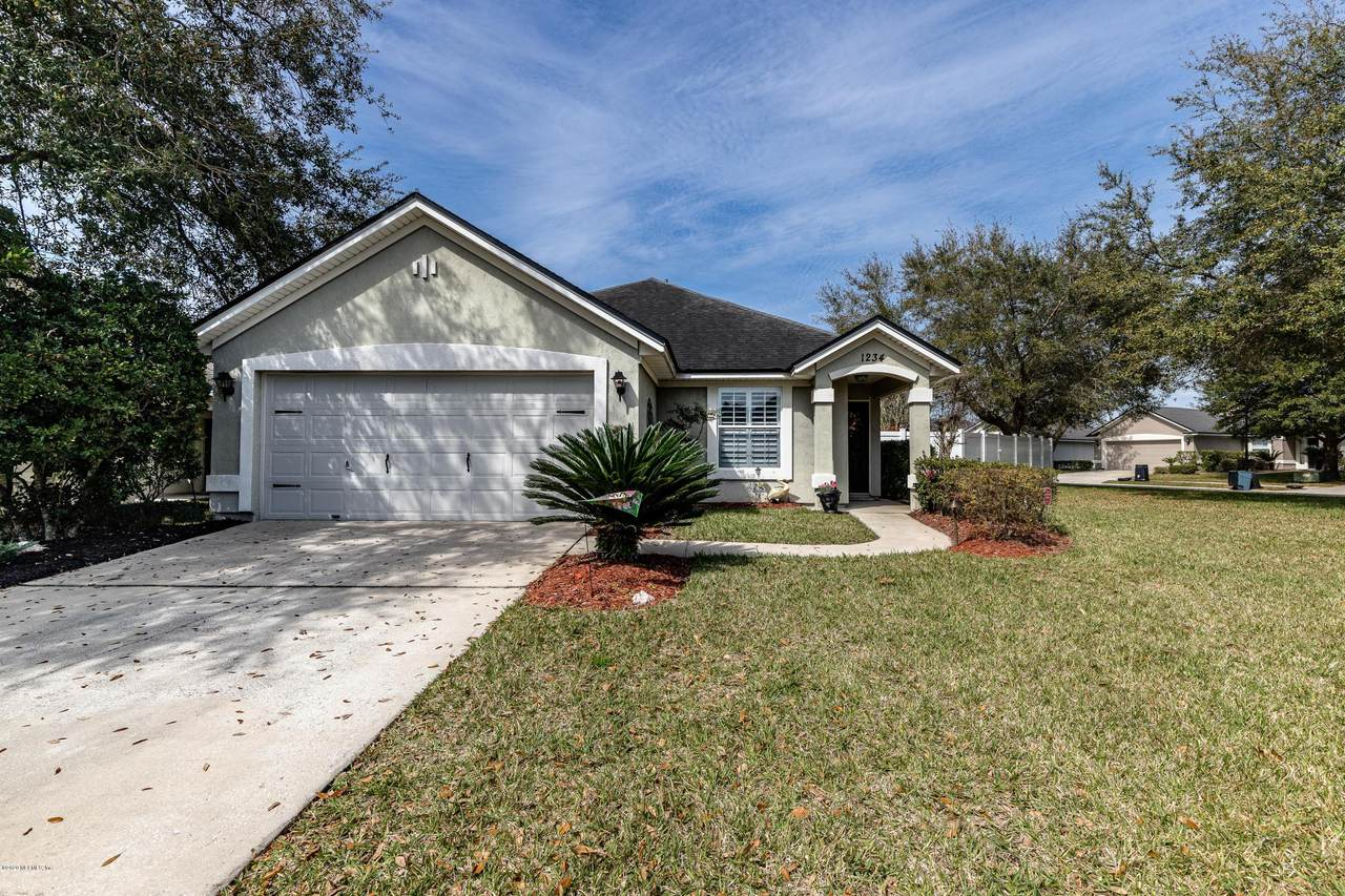 1234 Bedrock Dr Orange Park Fl 32065 Mls 1040258