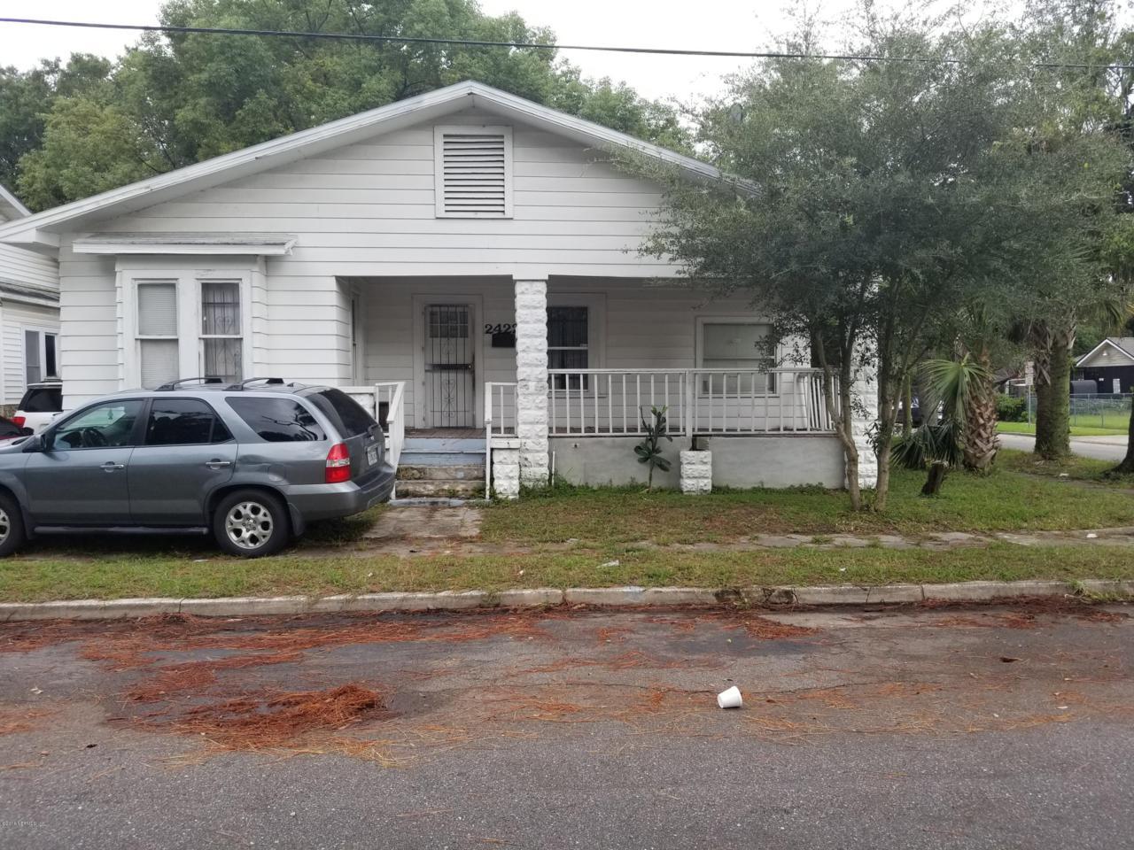 2422 Franklin St Jacksonville, FL 32206