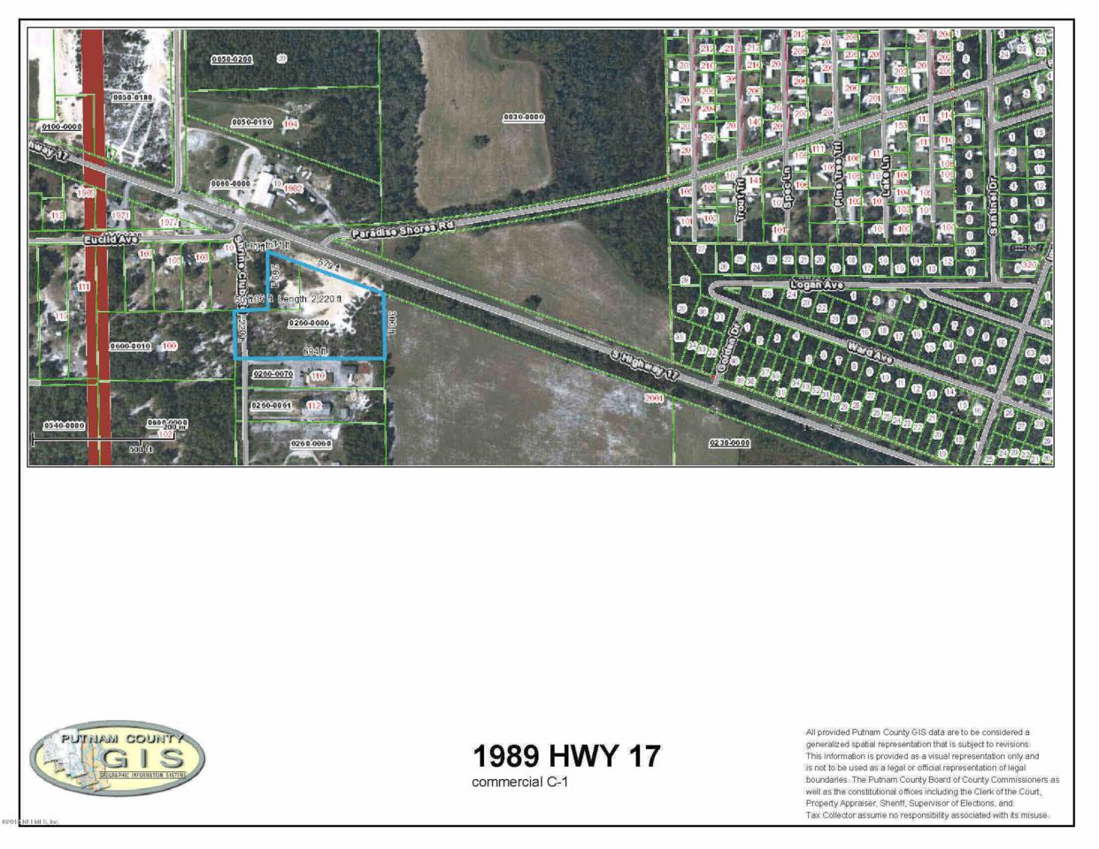 1989 Highway 17 - Photo 1