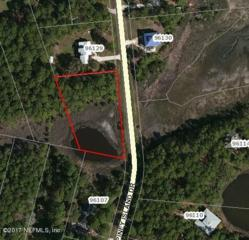 LOT 29A Piney Island Dr, Fernandina Beach, FL 32034 (MLS #878882) :: EXIT Real Estate Gallery