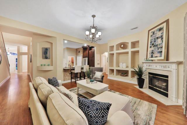 1168 Sandlake Rd, St Augustine, FL 32092 (MLS #1017377) :: Memory Hopkins Real Estate