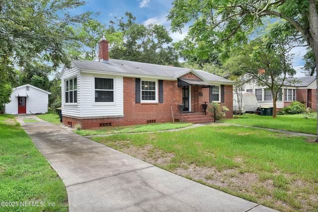 4041 Dover Rd, Jacksonville, FL 32207 (MLS #1118597) :: The Huffaker Group