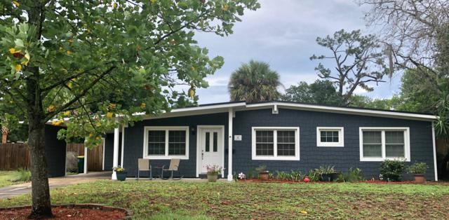 5 Oakwood Rd, Jacksonville Beach, FL 32250 (MLS #1000329) :: The Hanley Home Team