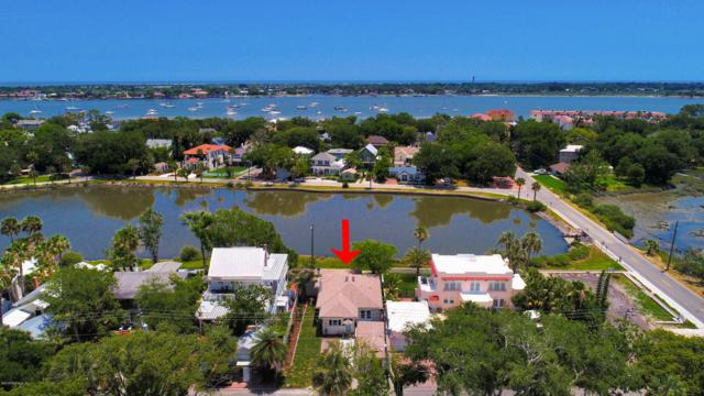 155 Washington St, St Augustine, FL 32084 (MLS #1000935) :: eXp Realty LLC | Kathleen Floryan