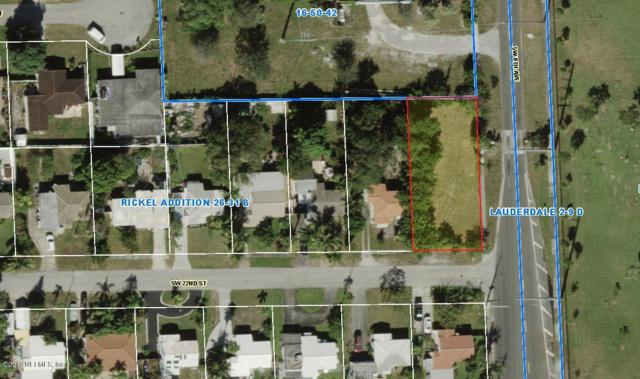 901 SW 22ND St, Fort Lauderdale, FL 33315 (MLS #1001023) :: Berkshire Hathaway HomeServices Chaplin Williams Realty