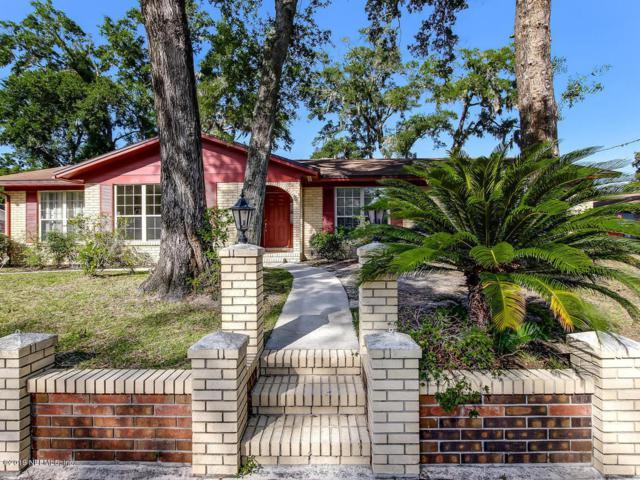 2811 Holly Bay Rd, Orange Park, FL 32073 (MLS #1001169) :: Jacksonville Realty & Financial Services, Inc.