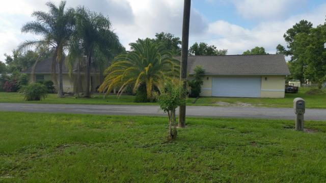 115 Pique Rd, Crescent City, FL 32112 (MLS #1001248) :: EXIT Real Estate Gallery