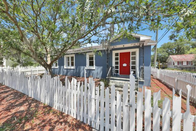 56 Saragossa St, St Augustine, FL 32084 (MLS #1001268) :: Berkshire Hathaway HomeServices Chaplin Williams Realty
