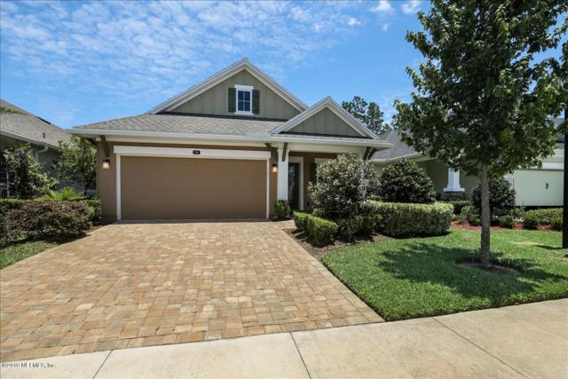 206 Park Lake Dr, Ponte Vedra, FL 32081 (MLS #1001313) :: The Hanley Home Team