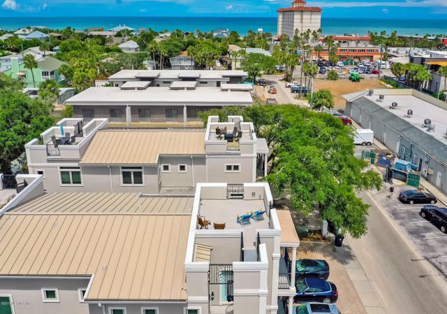 345 Ahern St #7, Atlantic Beach, FL 32233 (MLS #1001356) :: Jacksonville Realty & Financial Services, Inc.