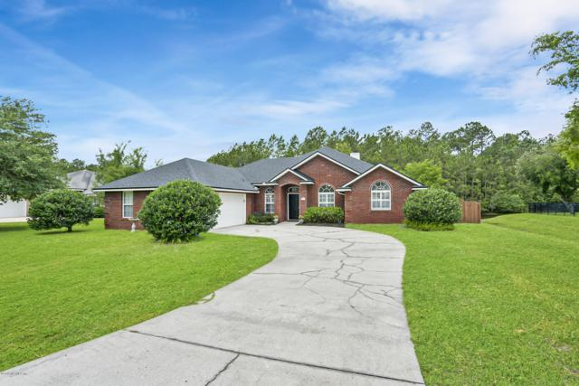 806 Wellhouse Dr, Jacksonville, FL 32220 (MLS #1001378) :: Jacksonville Realty & Financial Services, Inc.