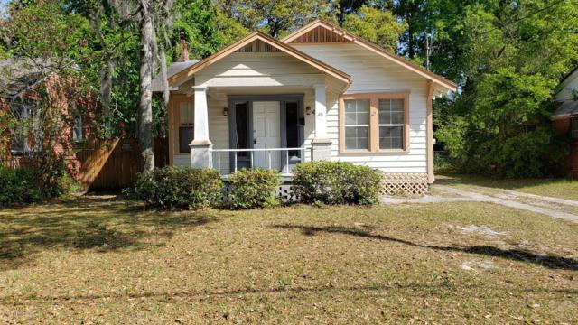 45 W 55TH St, Jacksonville, FL 32208 (MLS #1001497) :: The Hanley Home Team