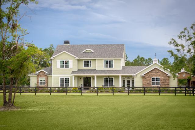213 Quiet Trl, St Augustine, FL 32092 (MLS #1001745) :: The Hanley Home Team