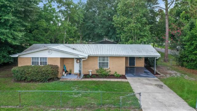 412 Barbara Cir, Macclenny, FL 32063 (MLS #1001869) :: The Hanley Home Team