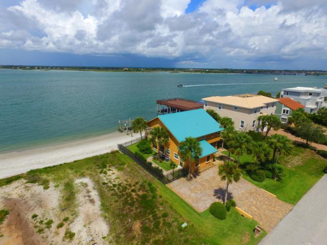 317 Porpoise Point Dr, St Augustine, FL 32084 (MLS #1001883) :: The Hanley Home Team
