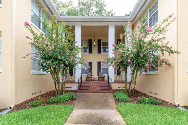 2931 St Johns Ave #3, Jacksonville, FL 32205 (MLS #1001897) :: The Hanley Home Team