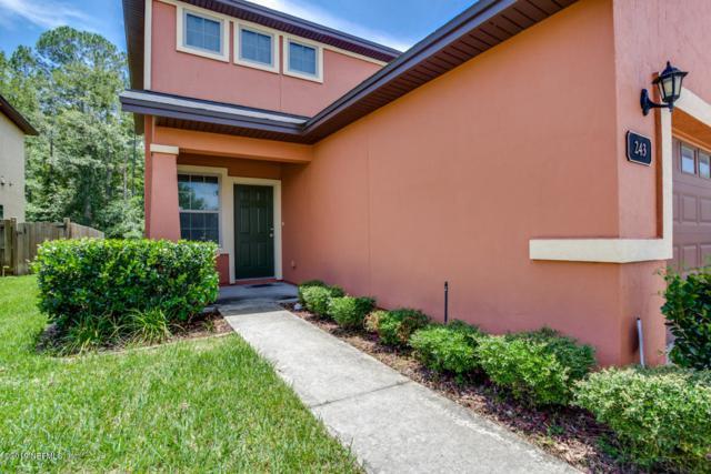 243 Buck Run Way, St Augustine, FL 32092 (MLS #1001942) :: Ancient City Real Estate