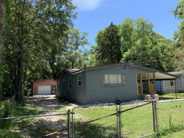 2812 W 8TH St, Jacksonville, FL 32254 (MLS #1002066) :: The Hanley Home Team