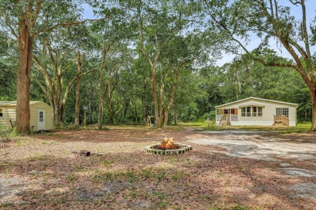 744 D Fouraker Rd, Bryceville, FL 32009 (MLS #1002129) :: EXIT Real Estate Gallery