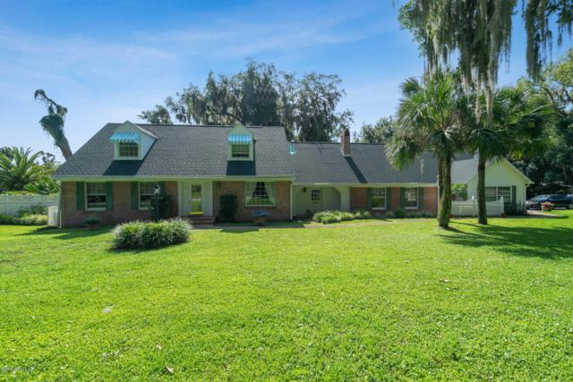 518 N Park St, Crescent City, FL 32112 (MLS #1002174) :: EXIT Real Estate Gallery