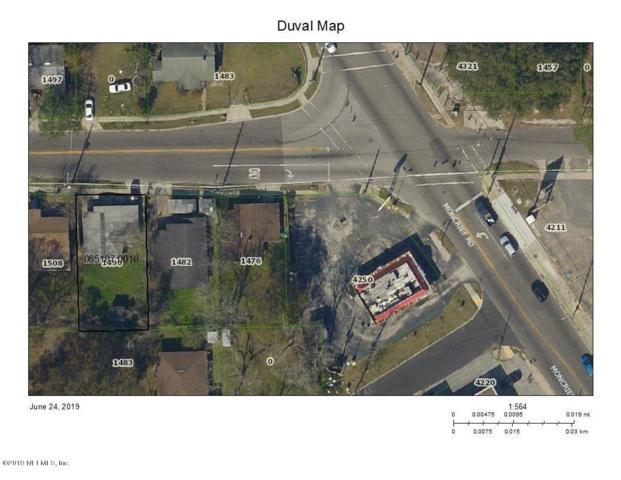 1490 W 33RD St, Jacksonville, FL 32209 (MLS #1002201) :: Ancient City Real Estate