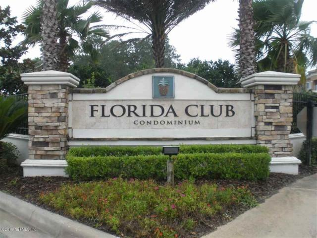550 Florida Club Blvd #307, St Augustine, FL 32084 (MLS #1002411) :: The Hanley Home Team