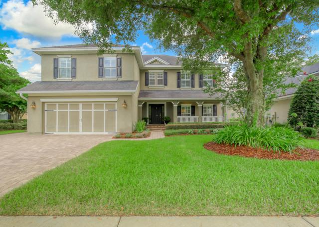 1164 Eagle Point Dr, St Augustine, FL 32092 (MLS #1002424) :: Summit Realty Partners, LLC