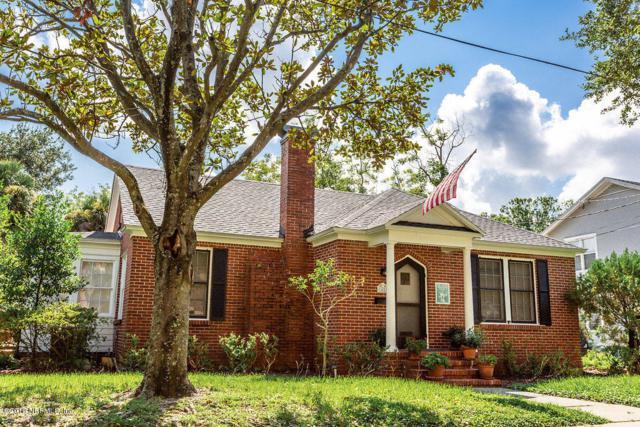 1451 Le Baron Ave, Jacksonville, FL 32207 (MLS #1002432) :: Ancient City Real Estate