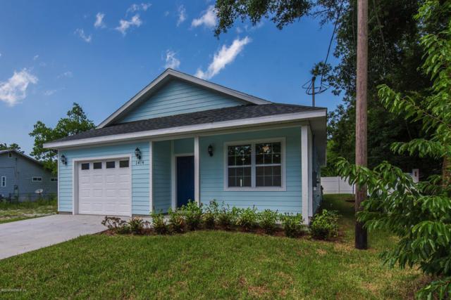 1414 Highland Blvd, St Augustine, FL 32084 (MLS #1002517) :: The Hanley Home Team