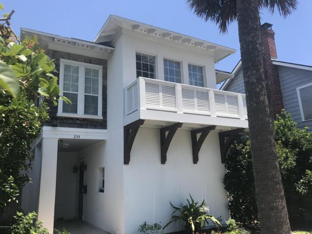 234 Florida Blvd, Neptune Beach, FL 32266 (MLS #1002535) :: Ancient City Real Estate