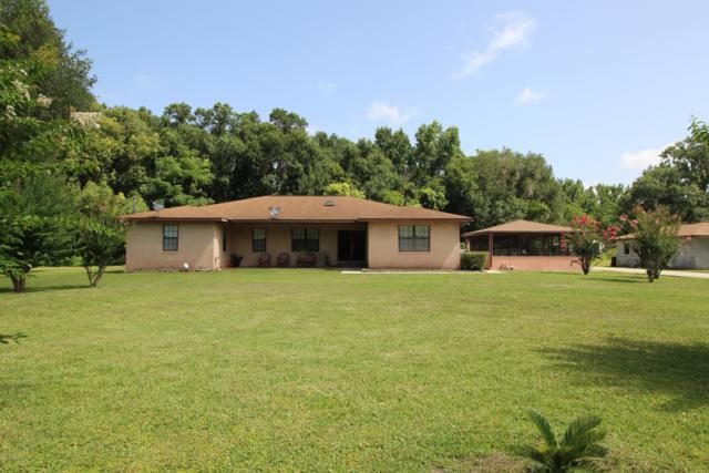 305 E Ashland Ave, Hastings, FL 32145 (MLS #1002554) :: The Hanley Home Team
